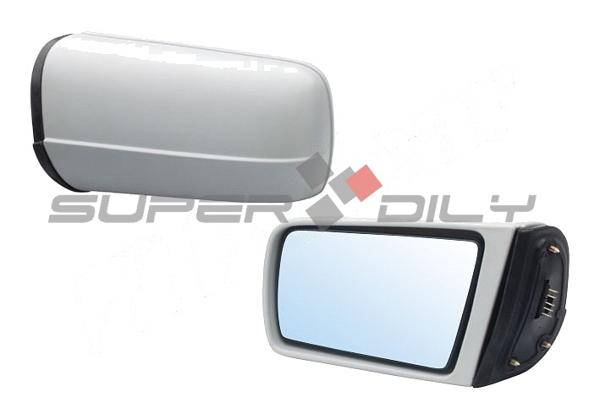 202/210/140 зеркало L электрика+обогрев комплект.